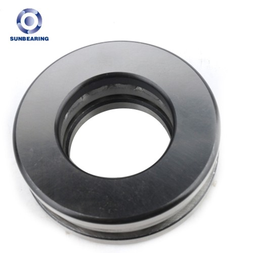 SUNBEARING Trust Ball Bearing 51310 Plata 50 * 95 * 31 mm Acero al cromo GCR15