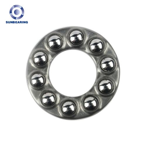 RODAMIENTO DEL SOL Confíe en el rodamiento de bolitas 51101 de plata de acero inoxidable 12 * 26 * 9 mm