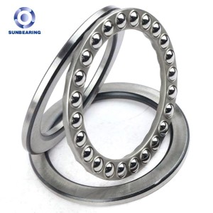 High Quality Thrust Centrifugal Ball Bearing 51114