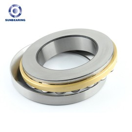 SUNBEARING Thrust Aligning Roller Bearing 292/800 Yellow and Silver 800*1060*155mm Chrome Steel