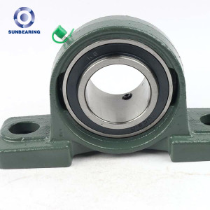 Chinese Factory High Precision Pillow Block Bearings UCP210 SUN Bearing