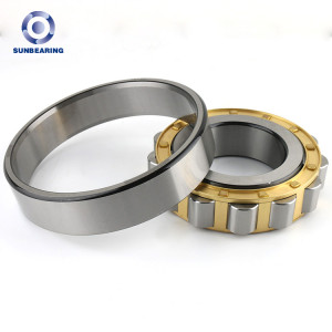 High Quality N320M Single Row Cylindrical Roller SUN Bearing