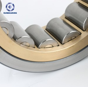 Long Life Cylindrical Roller Bearing NJ424M SUN Bearing