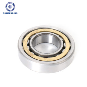 High Precision NU314 Bearing / NU314 Cylindrical Roller Bearing SUN BEARING