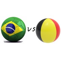 Which do you prefer, Brazil or Belgium