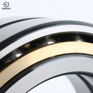 Chemical Precision Angular Contact Ball Bearing 7206 AC SUNBEARING