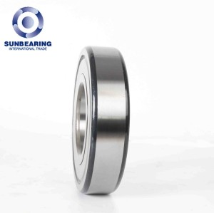 SUN BEARING Deep Groove Ball Bearing 6317 Silver 50*180*41mm Stainless Steel