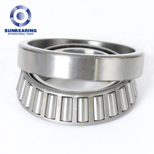 SUNBEARING أسطواني مدبب 32012X فضة 60 * 95 * 23mm كروم فولاذ GCR15
