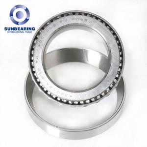 SUNBEARING Конический роликоподшипник 32012X Серебро 60 * 95 * 23мм Хромированная сталь GCR15
