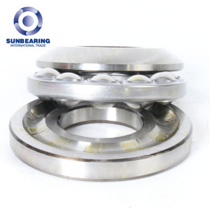 International Standard Thrust Ball Bearing 53411 SUNBEARING