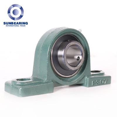 RODAMIENTO DEL SOL Rodamiento montado en cojinete UCP307 verde 35 * 48 * 210 mm acero inoxidable