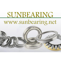 Structural features of the four types of bearings