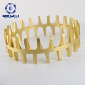 Machine For Bearing Cage Brass Ball Bearing Cage SUNBEARING