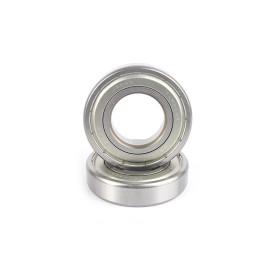 SUNBEARING الكرات الأخدود العميق 6207 فضة 35 * 72 * 17mm كروم فولاذ GCR15