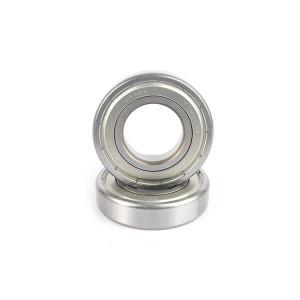 SUNBEARING Радиальный шарикоподшипник 6207 Серебро 35 * 72 * 17 мм Хромированная сталь GCR15
