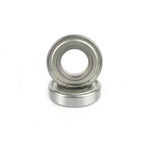 SUNBEARING Rodamiento rígido de bolas 6207 Plata 35 * 72 * 17 mm Acero al cromo GCR15