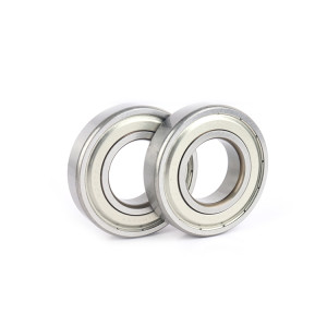 General Machinery Parts Deep Groove Ball Bearing 6207 SUNBEARING
