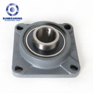 Waterproof UCF Pillow Block Bearing Sizes 309 SUNBEARING