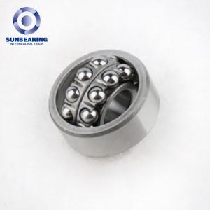 Self-Aligning Ball Bearing Use For Machinery 2304 SUNBEARING
