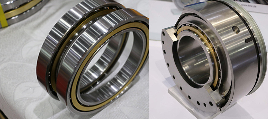 double row cylinfrical roller bearing