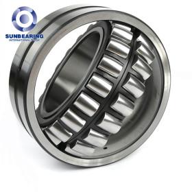 SUNBEARING Spherical Roller Bearing 24018 Silver 100*150*50mm Chrome Steel GCR15
