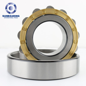 Discount Cylindrical Roller Bearing N320 NU306 NU307 SUNBEARING