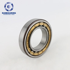 High Load Chinese Cylindrical Roller Bearing NJ211 42211 SUNBEARING