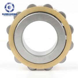 SUNBEARING Cylindrical Roller Bearing RN204 Yellow 20*40*14mm Chrome Steel GCR15