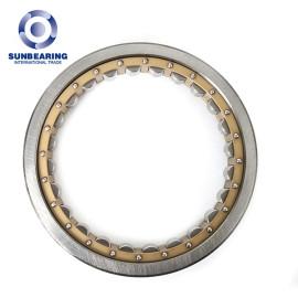SUNBEARING Cylindrical Roller Bearing NU1030 Silver 150*225*35mm Chrome Steel GCR15