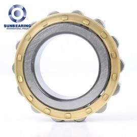 SUNBEARING RN207 Cylindrical Roller Bearing Yellow 35*61.8*17mm Chrome Steel GCR15