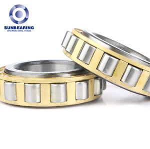 Hot Sale Cylindrical Roller Bearing RN207 In Stock SUNBEARING