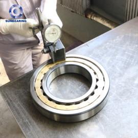 SUNBEARING Cylindrical Roller Bearing NU2240 Silver 200*360*98mm Chrome Steel GCR15