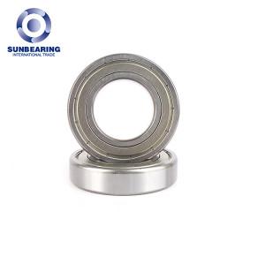 SUNBEARING Радиальный шарикоподшипник 6209 ZZ Silver 45 * 85 * 19 мм Хромированная сталь GCR15