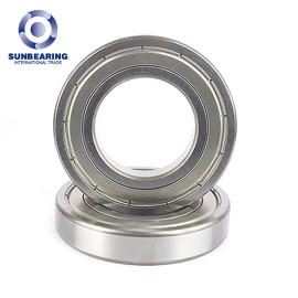 SUNBEARING الكرة الاخدود العميق تحمل 6213 الفضة 65 * 120 * 23MM الكروم الصلب GCR15