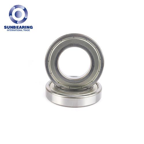 SUNBEARING Rodamiento rígido de bolas 6213 Plata 65 * 120 * 23 mm Acero al cromo GCR15