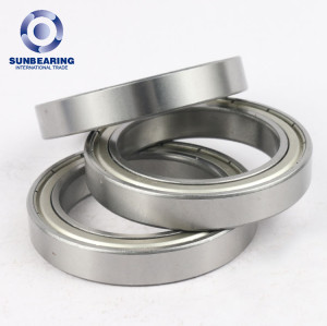 Competitive Price Factory Direct Supply Deep Groove Ball Bearing 6917 SUNBEARING