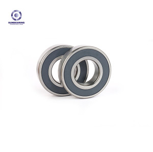 Motor Bearing Deep Groove Ball Bearing 6206 2RS SUNBEARING