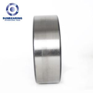 SUNBEARING Радиальный шарикоподшипник 6220 Серебро 100 * 180 * 34 мм из нержавеющей стали GCR15