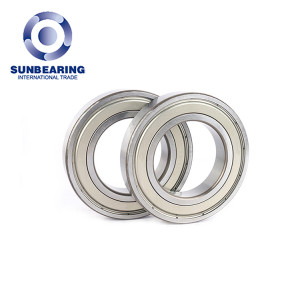 Original Imported Deep Groove Ball Bearing 6215 SUNBEARING