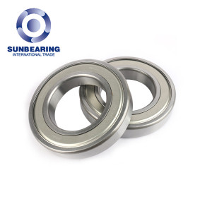 Quality Motorcycles Deep Groove Ball Bearing 6216 SUNBEARING