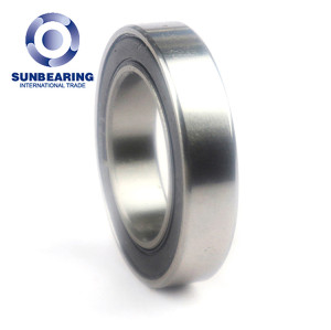 Water Pump Deep Groove Ball Bearing 6801 SUNBEARING