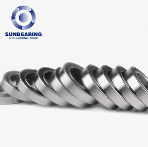 Deep Groove Ball Bearing 6804 2RS SUNBEARING