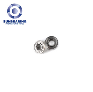 Miniature Deep Groove Ball Bearing 6001 RS & ZZ SUNBEARING