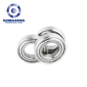 Deep Groove Ball Bearing 6006 ZZ C3 Z3V3 In Stock SUNBEARING