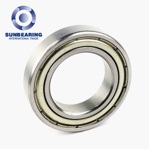 Brand Stocked Deep Groove Ball Bearing 6905 SUNBEARING
