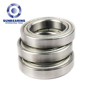 Deep Groove Ball Bearing 6906 SUNBEARING