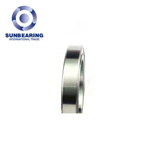 Low Noise Deep Groove Ball Bearing 6914 SUNBEARING