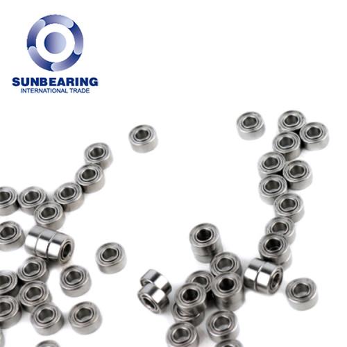 SUNBEARING الكرة الاخدود العميق اضعا 6302 الشظية 15 * 42 * 13MM الفولاذ المقاوم للصدأ