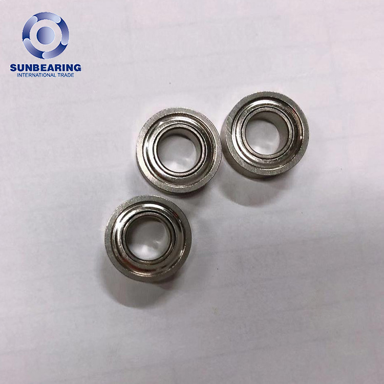 U deep groove ball bearing