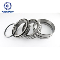 Sealed double row taper roller bearings